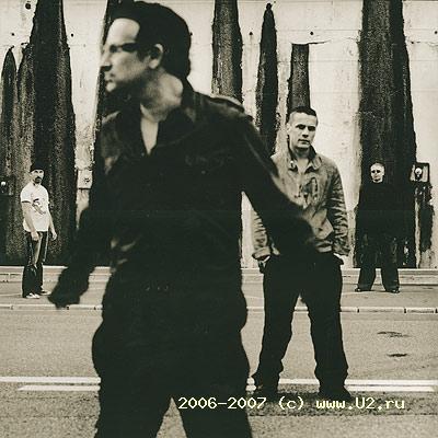 Bono, Larry, Edge & Adam