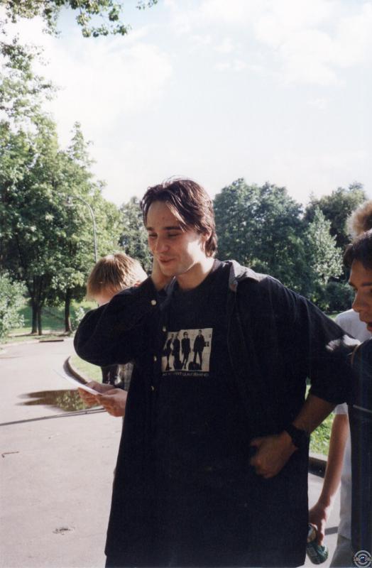 ДР Эджа 2003