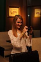 Оля с фотом