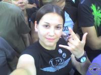 Первый концерт и я стояла перед сценой!!!)))