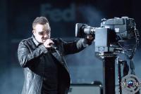 Bono and a camera