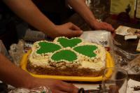Дело дошло до торта)