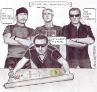 U2 комиксы