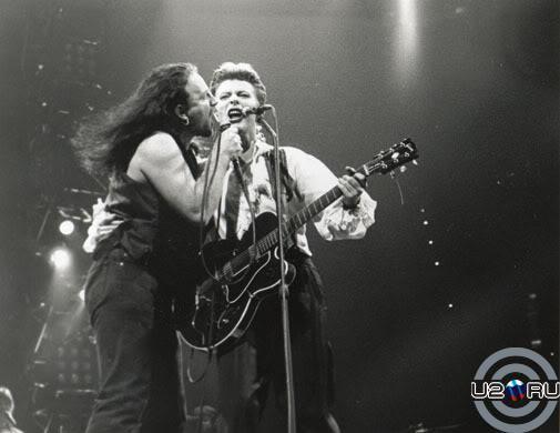 Bono & David Bowie 2