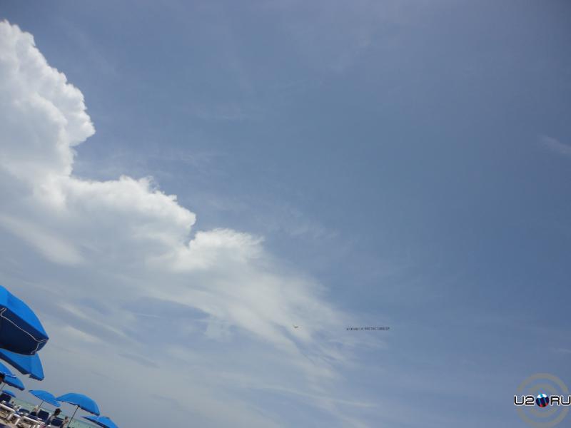 Майамское небо