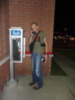 """Костя: """"Алло, это Боно? Я из Монреаля звоню, плохо слышно!"""""""