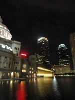 Бостон в ночи