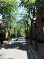 просто улица в Бостоне