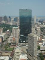 Бостон. Вид