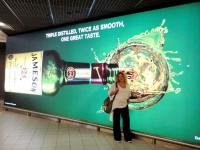 жамисон в аэропорту Амстердама