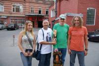 Erica, UNFORGET, Gromov и папа...