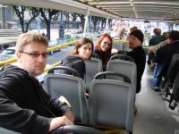 На автобусе по Риму