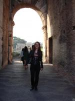 April-Shapril в стенах Колизея