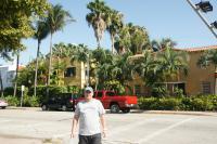 Капибара в Майами