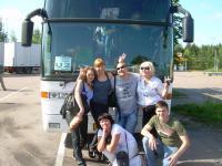 Кто куда, а мы в Гётеборг на U2!!!!!