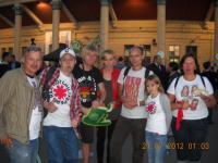 После концерта RHCP в Питере.