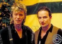 Bono & David Bowie 3