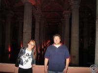 В подземном водохранилище