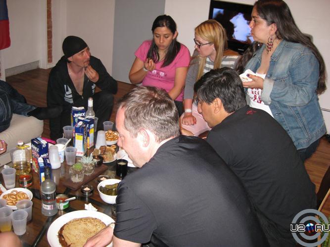 Русско-мексиканская вечеруха - 9 мая.