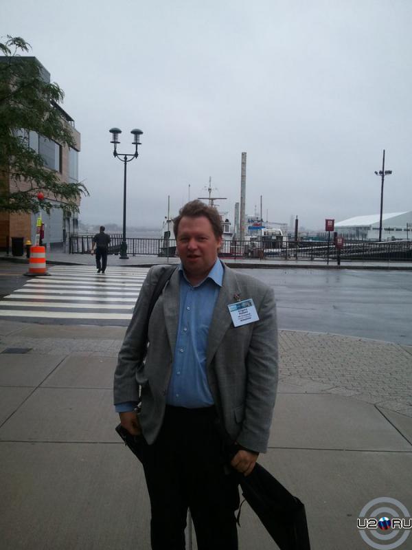 в Бостоне 2011