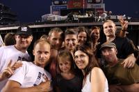 Представители U2.RU в GA 26.07.2011 Pittsburgh + наш друг Denis из солнечной Шотландии:)