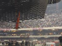 Estadio Azteca - уровень трибун с  комнатами (!), в кот. есть бар )  - 2
