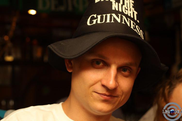 Guinness Cap Five