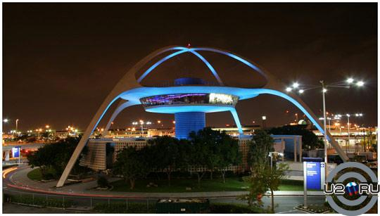LAX (Los Angeles International Airport)
