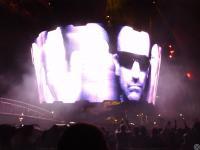 Bono Goes Crazy