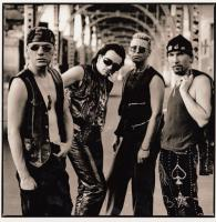U2 Achtung Baby Style