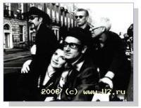 U2 (Боно с женой)